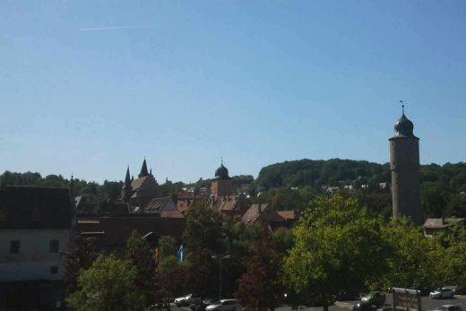 Ochsenfurt - historic town in Lower Franconia